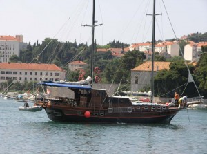 DubrovnikBoat